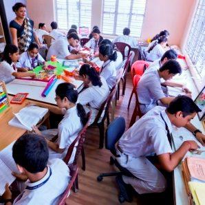 ART & Craft Class Room